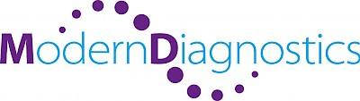 Modern Diagnostics logo
