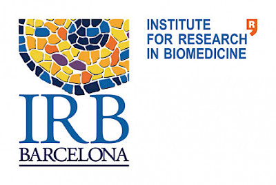 Institute for Research in Biomedicine logo
