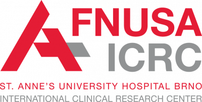 The International Clinical Research Center of St. Anne's University Hospital Brno logo
