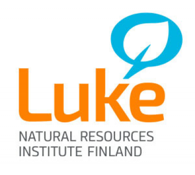 Natural Resources Institute Finland logo